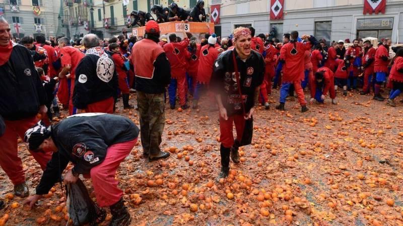 7 Festival Makanan Terbesar di Eropa