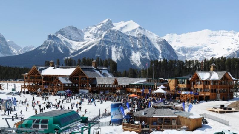 5 Tempat Bermain Ski Terbaik di Eropa